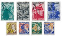 Hollanti 1932 - Vuosi - Käyttämätön