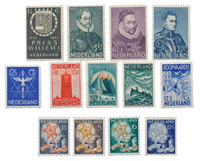 Holland 1933 - Årgang - Ubrugt