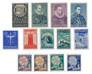 Hollanti 1933 - Vuosi - Käyttämätön