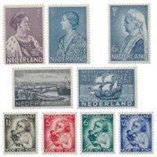Holland 1934 - Årgang - Ubrugt