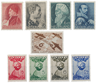 Holland 1935 - Årgang - Ubrugt