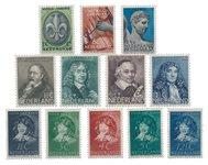 Hollanti 1937 - Vuosi - Käyttämätön