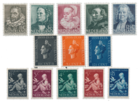 Holland 1938 - Årgang - Ubrugt