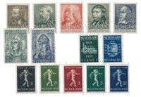 Hollanti 1939 - Vuosi - Käyttämätön