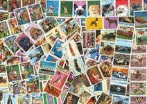 Paraguay postfrisk samling - 250 frimærker