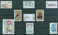 Fransk Andorra - Årgang  1981 - Postfrisk - YT 291/99