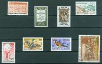Fransk Andorra - Årgang  1985 - Postfrisk - YT 337/44