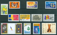 Fransk Andorra - Årgang  1995 - Postfrisk - YT 454/66