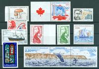 Saint-Pierre & Miquelon - Année complète  1988 - Neuf - YT 486/96