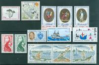Saint-Pierre & Miquelon - Année complète  1989 - Neuf - YT 497/512