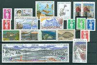Saint-Pierre & Miquelon - Année complète  1993 - Neuf - YT 572/91