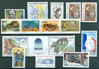 Saint-Pierre & Miquelon - Année complète  1995 - Neuf - YT 609/623