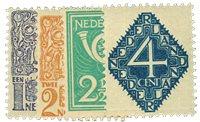 Holland 1923 - AFA nr. 112-15 - Postfrisk
