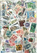 Danemark - Paquet de timbres - 1450 différents