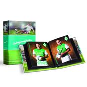 Album de poche avec 40 feuilles pour 80 autographes
