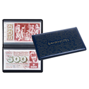 Pocket albums for banknotes - For banknotes up to 210 x 125 mm - Lighthouse