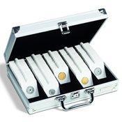 Box voor 650 munthouders met 5 rijen