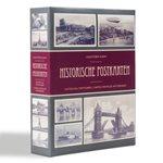 Album pour 200 cartes postales anciennes, avec 50 feuilles transparentes re