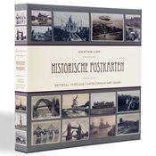 Album til 600 historiske postkort - 50 påsvejsede lommer
