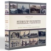 Album para 600 tarjetas postales históricas, con 20 fundas transparentes