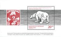 Groenland - Jubilé 75 ans