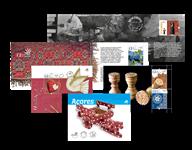 Azorerne - Årsmappehæfte 2015 - Fint årsmappehæfte