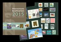 Autriche - Collection annuelle 2015 - Coll.Annuelle