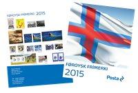 Îles Féroé - Collection annuelle 2015