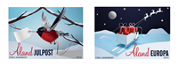 AHVENANMAA - Joulu 2015 - Postituore sarja (2)