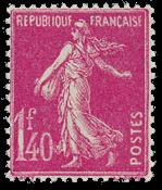 Frankrig 1924-26 - YT 196 - Ubrugt