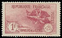 France 1926-27 - YT 231 - Neuf avec charnière