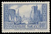 France 1929-31 - YT 261 I - Neuf avec charnière