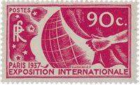Frankrig 1936 - YT 326 - Ubrugt
