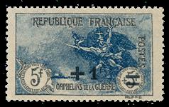 France 1922 - YT 169 - Neuf avec charnière