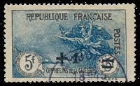 Frankrig 1922 - YT 169 - Stemplet