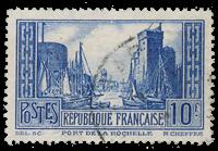 France 1929-31 - YT 261III - Oblitéré