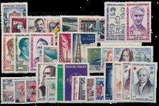 France 1959 - YT 1189/1229 - Neuf
