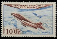 France - YT PA30 - Poste Aérienne  neuf