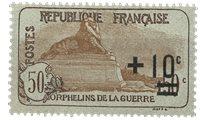 France 1922 - YT 167 - Neuf avec charnière
