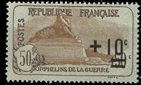 Frankrig 1922 - YT 167 - Ubrugt