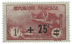 France 1922 - YT 168 - Oblitéré