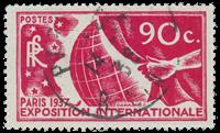 France 1936 - YT 326 - Oblitéré