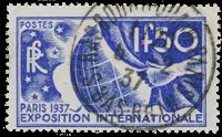Frankrig 1936 - YT 327 - Stemplet
