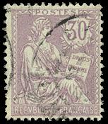 Frankrig 1902 -  YT 128 - Stemplet