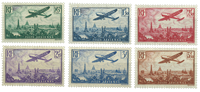 France 1936 - YT A8/A13 - Unused