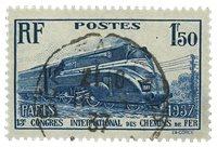 Frankrig 1937 - YT 340 - Stemplet