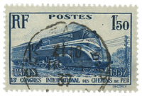 France 1937 - YT 340 - Cancelled