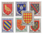 France - YT 999-1005 - Neuf