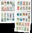800 timbres de Tchécoslovaquie