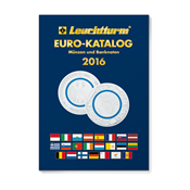 Euro Coin and banknote catalogue 2016 - German